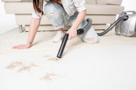 New life into carpets -