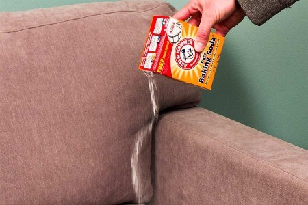 THE PERFECT WAY TO CLEAN FIBER COACH WITH BAKING SODA - PowerPro Carpet and Rug Cleaning Service
